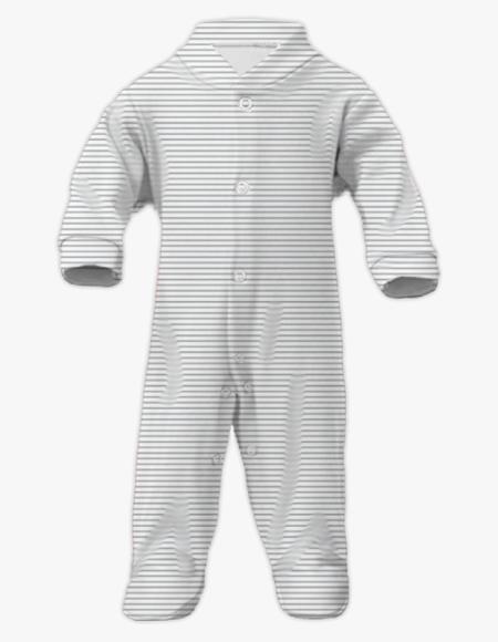SS1 Grey Stripe