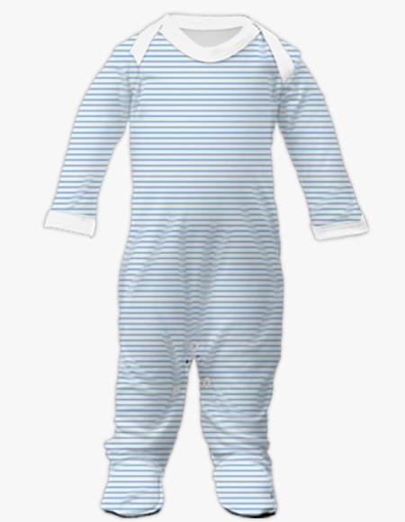 SS4 Blue Stripe