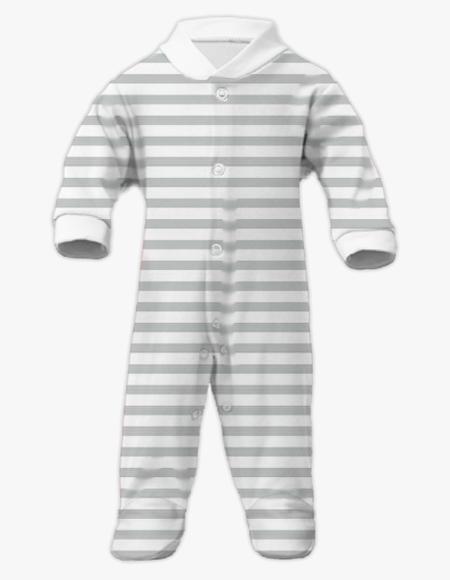 SS1 Grey 5 Stripe