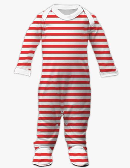 SS4 Red 5 Stripe